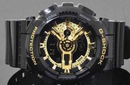 Ceasurile Casio G-Shock sunt ceasurile barbatesti perfecte
