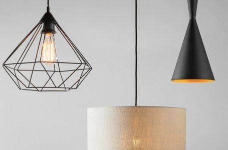 Cum sa alegi lampadarul potrivit pentru camera de zi?