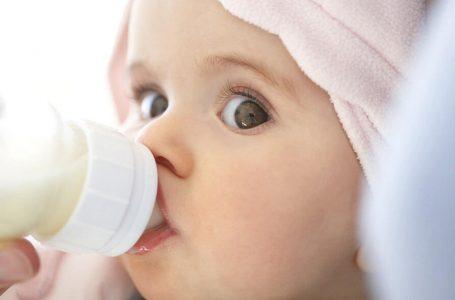 Ce au in comun laptele matern si formula de lapte praf pentru bebelusi