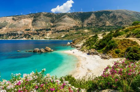 Plaje in Corfu