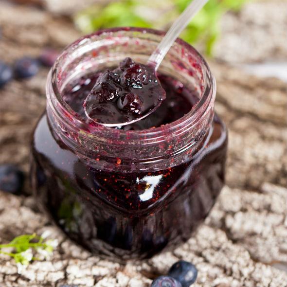 Dulceață de fructe de aronia