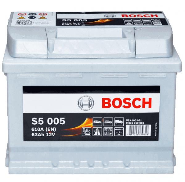 Bosch S5 63Ah 0092S50050