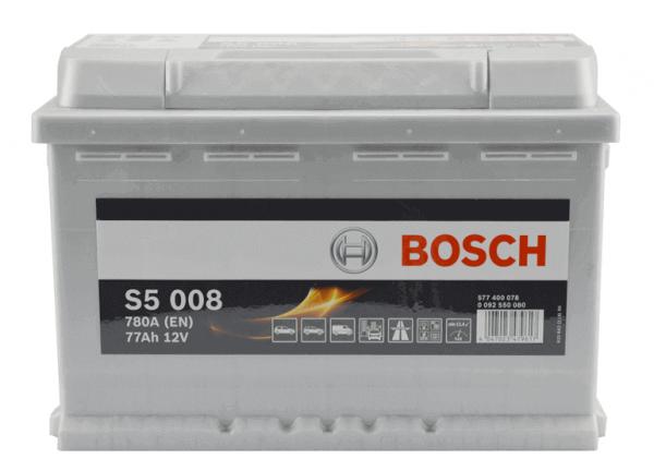 Bosch S5 77Ah 0092S50080