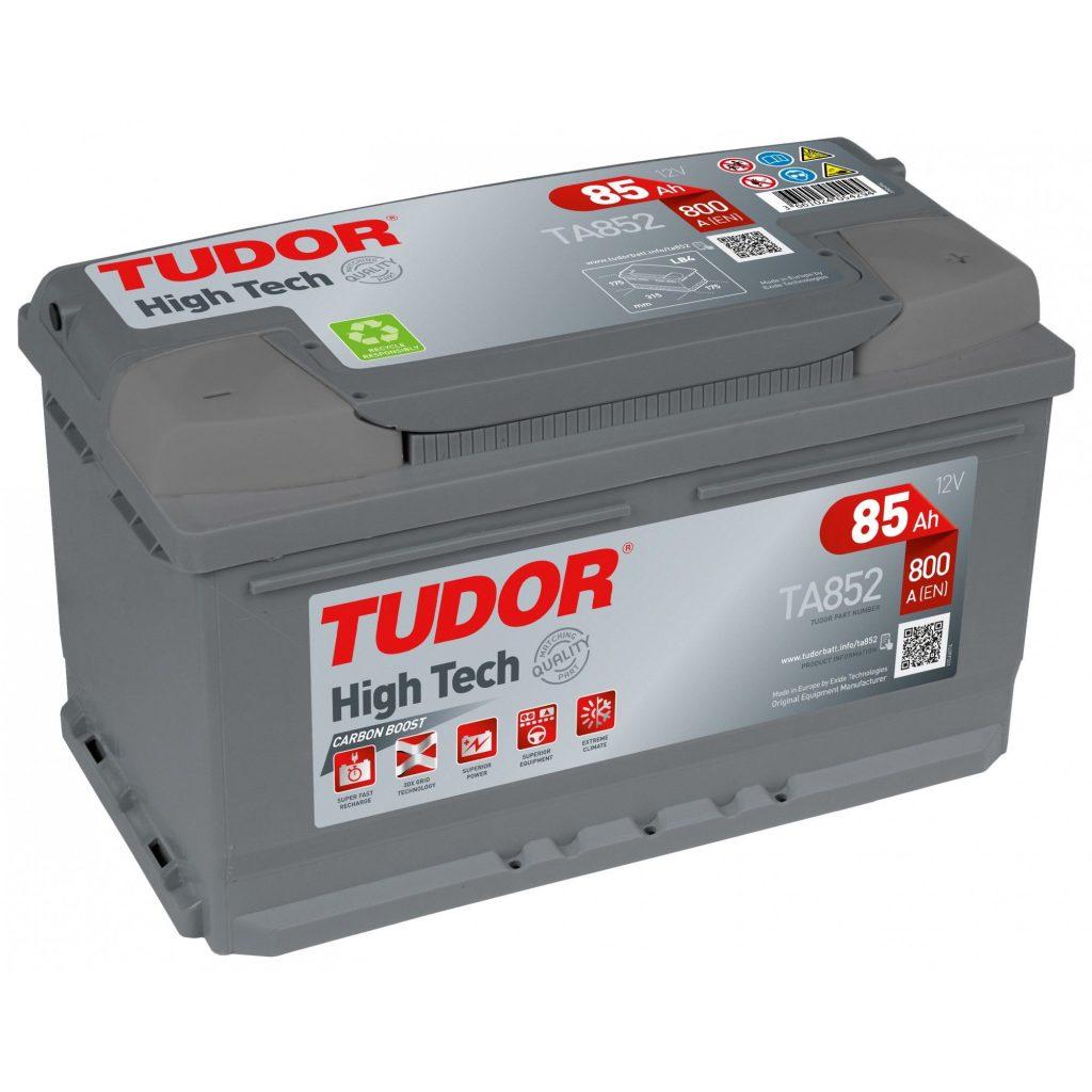 Tudor High-Tech 85 Ah TA852