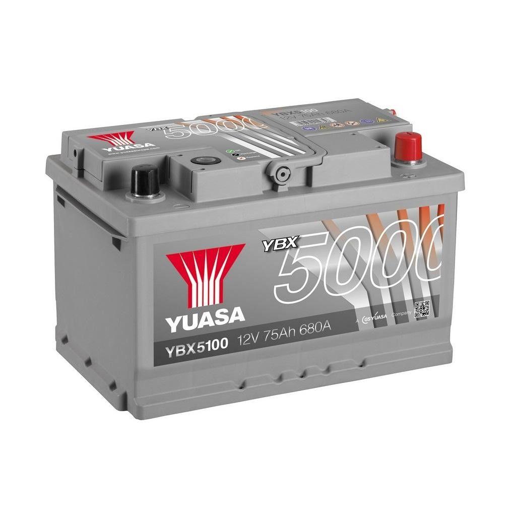 Yuasa 12V 75Ah (YBX3096)