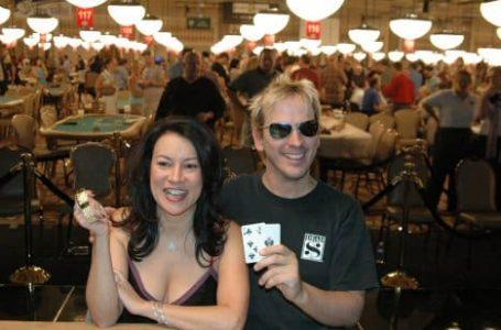 Cum și-a găsit o actriță americană dragostea prin intermediul pokerului